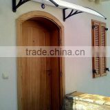 PC canopy china,glass canopy,glass entrance canopies