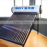 High pressure solar water heater/150Liters/Painted steel/bathroom use for 3people