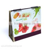 Customized table calendar/tent desk calendar printing                                                                         Quality Choice