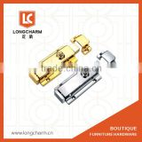 rectangular Door Elastic bolt YL-6202 door latch security bolt barrel bolts