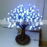 Beautiful Led Decor Lighting Cherry Tree Motifs Led Tree White Color For Wedding