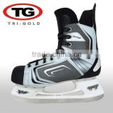 Hot selling Cheap inline skates Autumn PVC custom design ice hockey skates shoes for ice rink