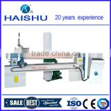turning, milling, engraving, pull slots multifunction CNC2504S woodturning lathe machine for stairs baluster cnc