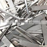Titanium sheet scrap