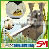 Compact structure and easy move commercial bun steamer