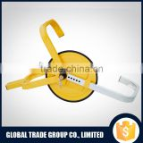 "A1973 Heavy Duty Steel Van Car Wheel Clamp Safety Lock For Caravan Trailer 13"" - 17"" Tyre Lock"