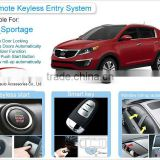 PKE Remote Keyless Starter Car Alarm Syatem for Kia Sportage