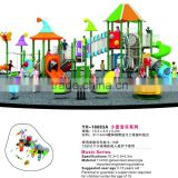 Lowest Price China Supplier New Kindergarten School Yard Outdoor Playground Big Slide Toys