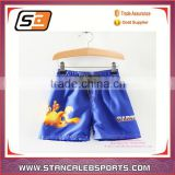 Stan Caleb 2016 NEW arrival 4 way stretch fabric Customize beach shorts mens kid board surf shorts