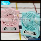 Travel Mini Battery Operated Usb Fan For Laptop Kids
