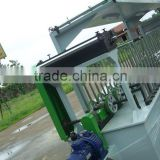 PROFILE MEMBRANE WRAPPING MACHINE