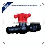 Unique design save water valve type bibcock plastic gardent tomato olive potato drip ittigation hose ourdoor faucet