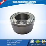 auto spares parts Wheel Bearing FRONT for TOYOTA LC90/3400/SEQUOIA/TUNDRA/HILUX 9036954001/90369-54001