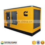 160kW Four stroke Soundproof Diesel Generator With factory price