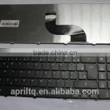 New Laptop keyboards for Acer 5536 5536G 5738 5810 5810T Glossy keyboard BR Brazilian layout