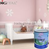 Carbon bamboo fresh smell interior wall paint
