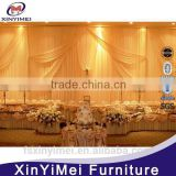 Beautiful hotel furniture christmas wedding backdrop