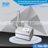 Wart Removal Acne Scar Removal Laser CO2 Laser High Quality Pain Free And Best Price Fractional C02 Laser Beauty Equipment Birth Mark Removal Salon