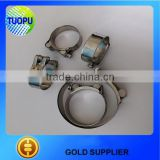 Clamps supplier wholesale metal heavy duty hose clamps,large hose clamps,automotive hose clamps