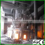 Electric steel melting furnace small electric arc furnace