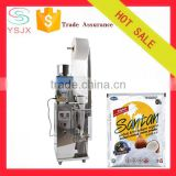 automatic instant coconut cream powder / instant cocoa drink packaging machine