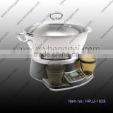 Energy saving multifunctional electric steamer intelligent commercial rapid heating