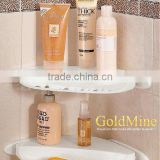 magic corner shower shelf
