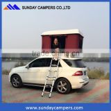 SUV auto 4x4 hardtop roof top tent for cars factory sell in Beijing