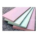 Customized Waterproof Rigid XPS Insulation Board / Thick Extruded Polystyrene Foam Sheets