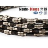 High quanlity diamond wire saw for stone/marble/granite cutting wire saw