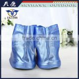 Non-toxic Dispoable Rain Pvc Shoe Covers For Men
