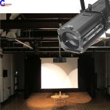 3200K Zoom Focus DMX COB LED 200W LED Studio Profile Spotlight warm white