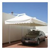 Antioxidant car parking shade and tent