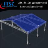 24X18X10M aluminum truss economic roof rigging system