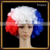 World Cup Synthetic Football Fans Wig(DX-JF115)