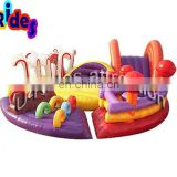 cheap Kids Commerical Inflatable Combo for Sale