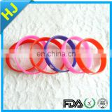 Hot Sale Wholesale Wristband Custom Printed silicone bracelets