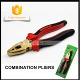 Non Sparking Beryllium Copper Lineman's Side Cutting Wire Cutter Pliers