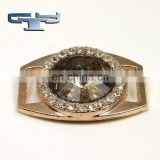rhinestone metal buckle