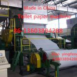 Type 1092 -787 -1575 toilet paper machinery, machine for producing toilet paper