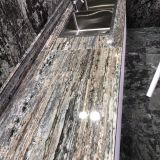 Grey wave marble,Zebra stripe marble,Grey wooden marble,blue bamboo,Grey straight marble, grey wave marble slabs & blocks