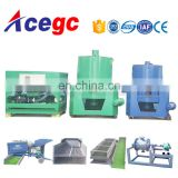 High efficently PLC control automatic discharge knelson type gold centrifugal concentrator