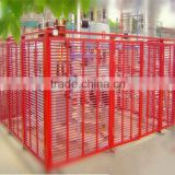 China Wholesale Custom Best Selling For Garden Frp Fence / Fiberglass Tomato Bracket/