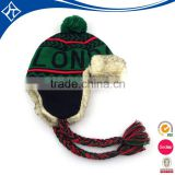 Knitted long cartoon Character Style wholesale cashmere beanie hats