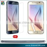 New Products 0.3mm Tempered Glass,9H hardness Tempered Glass,Tempered Glass Screen protector for Samsung Galaxy S6