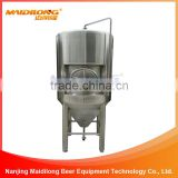 100L-2000L sanitation standard stainless beer fermentation tanks for sale