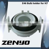 Hid xenon lamp adapter for E46 car