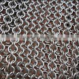Stainless Steel Chainmail Scrubber Custom Design Stainless Steel Chain Maill