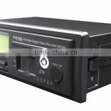 bus cctv system mdvr 4ch camera real time gps tracking mdvr