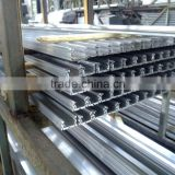 Promotional price extruded aluminum track channel (led aluminum channel, aluminum u channel)